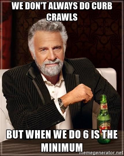 Curb Crawls